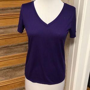 Nike Dri-fit purple tee. Size M
